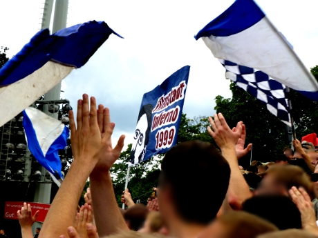 SVB vs. Zwickau, 18.08.2013