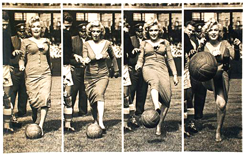 marilyn-kicks-football