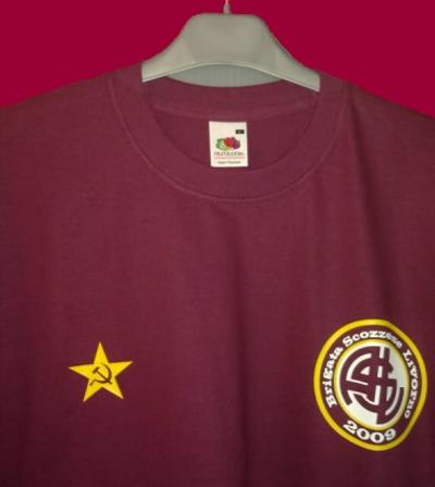 T-Shirt Brigata Scozzesse Livorno